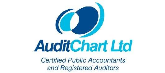 Auditchart Logo New PANTONE